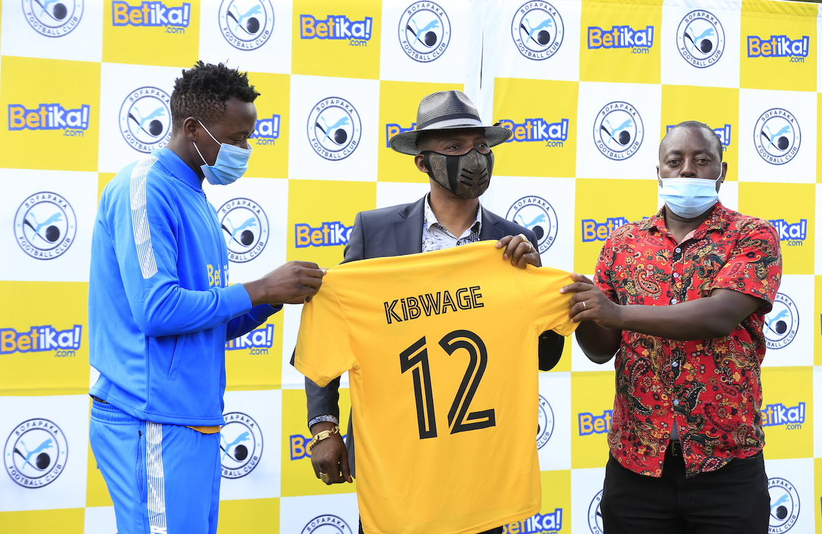 Lawrence Juma to Wear Jersey 24 as Sofapaka Unveils Squad for New Season - Daily Active